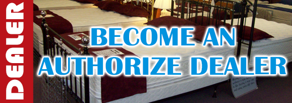 Become an authoized Page Bedding Co dealer