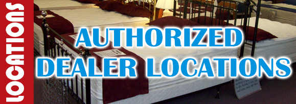 Page Bedding Authorized Dealer Locations