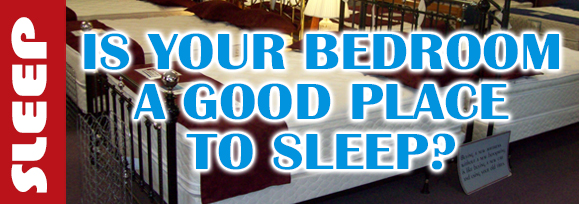 Take our sleep test and review our sleep guide!
